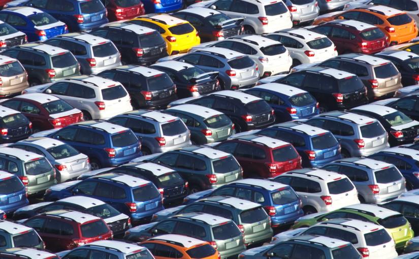 Unterschied Auto-Occasion und Auto-Export