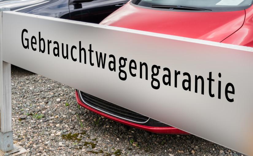 Auto garantie