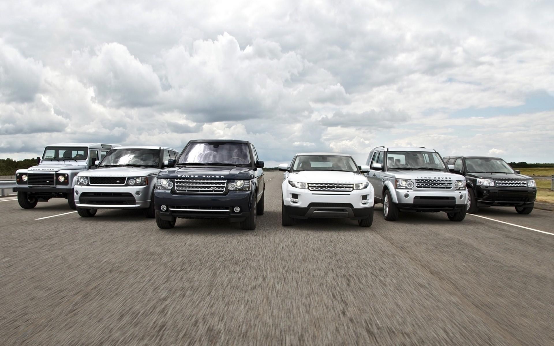 Range Rover verkaufen