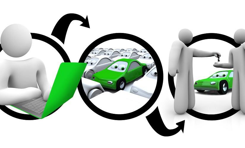 Händlervorteile beim Autoankauf im Internet