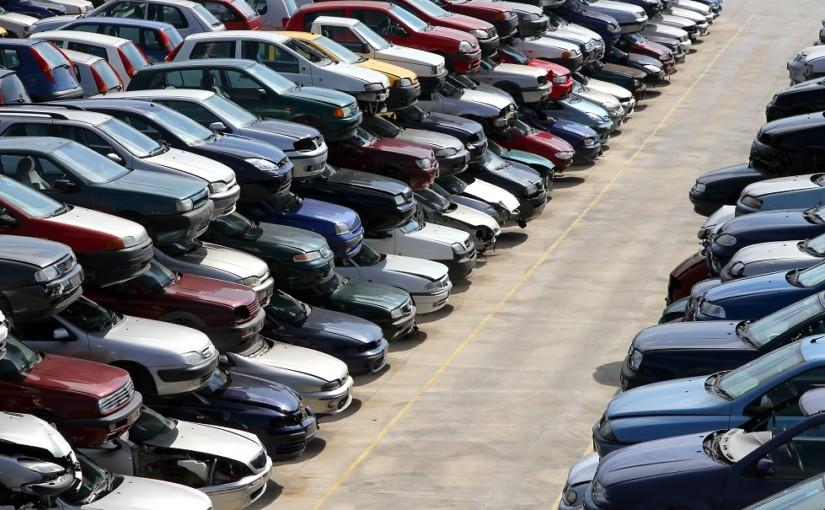 Auto verkaufen – Auto Recycling Schweiz