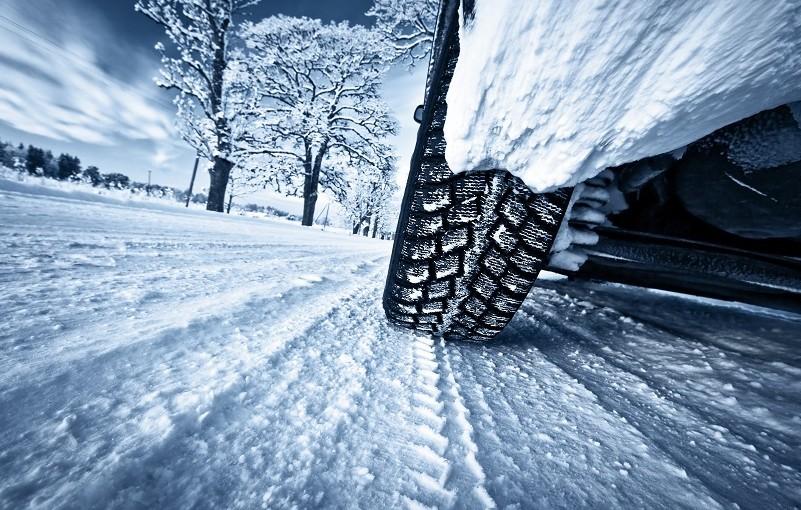 Gebrauchtes Winterauto – Winterreifen & Schneekettenpflicht