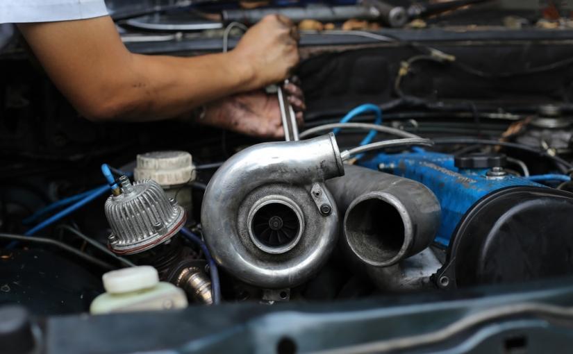 Turbolader reparieren